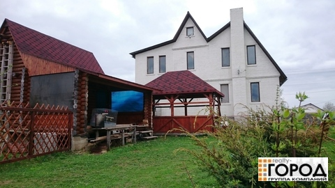 Продажа дома 200 м.кв.д.Каблуково с земельным участком