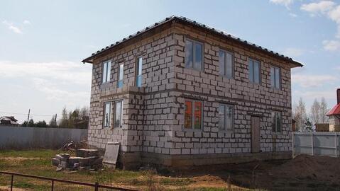 Дом 220 кв.м. (ИЖС) 20 км от МКАД у леса д.Агафониха