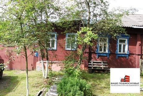 Часть дома на переулке Чкалова