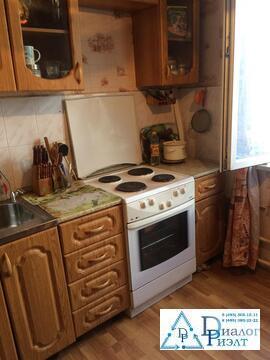 Продается 1-комнатная светлая квартира в Томилино, мкр. Птицефабрика