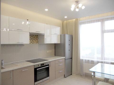 1-комнатная квартира, 37 кв.м., в ЖК Wellton Park
