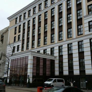 Бизнес-центр на Басманной