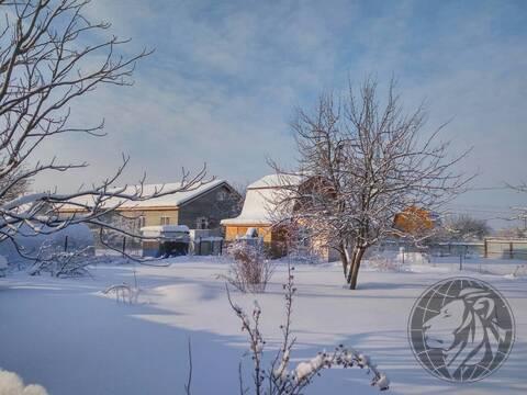 Участок 6 соток, СНТ Модуль для пост. проживания, Климовск, Подольск