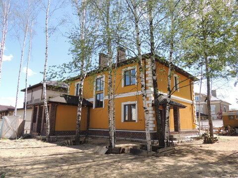 Продам Дом 380 кв.м на участке 9 соток вблизи д.Беляниново, Мытищи