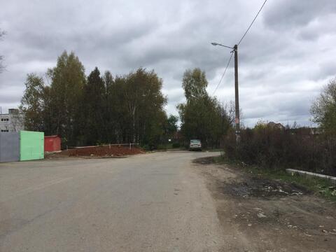 10 соток в Чеховском районе д.Крюково