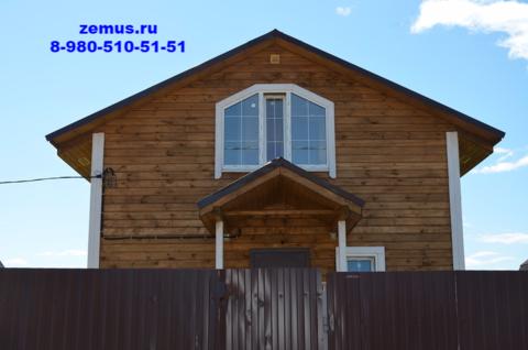 Дом от застройщика, 72 кв.м, 10 сот, 5 км от г. Можайск, Минское ш.