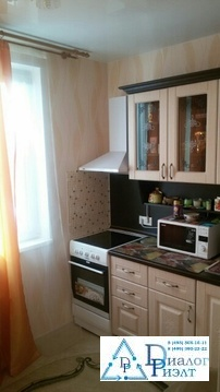 1-комнатная квартира в 15 минутах езды до м Выхино