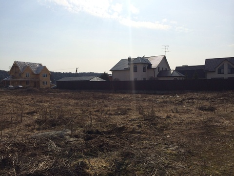 15 соток в Звенигороде, 4100000 руб.