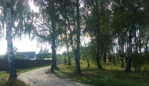 Участок 4,5 сотки в СНТ Ветеран вс, Чеховский район, 599000 руб.