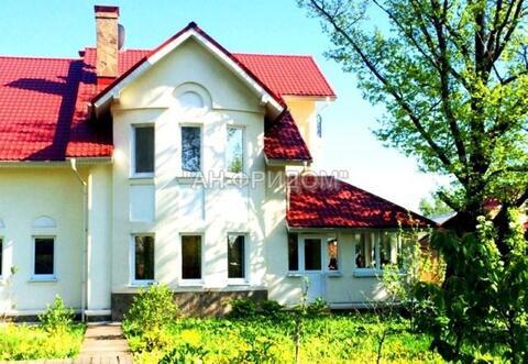 Дом 350 м2 на участке 12 сот, г. Москва, пос. Газопровод Калужское .