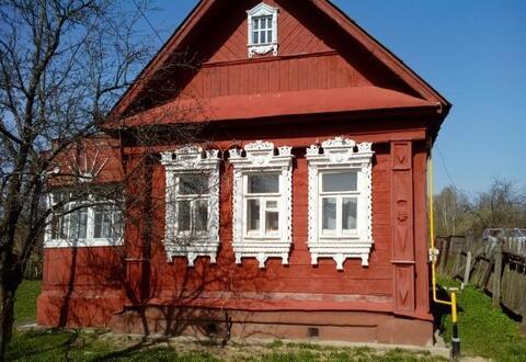 Дом в деревне Парыкино