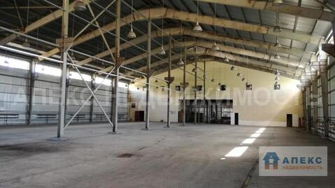 Аренда помещения пл. 2880 м2 под производство, склад, , офис и склад .