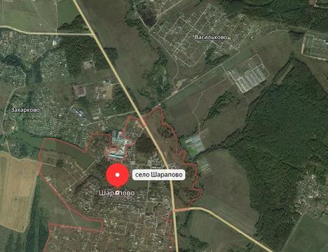 Продаётся земельный участок в с.Шарапово