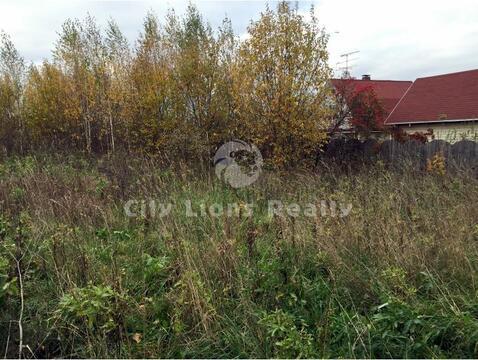 Пятницкое ш, 14 км от МКАД, Николо-Черкизово. Прямоугольный земельный