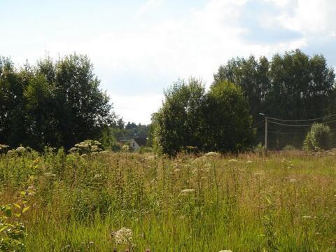 Срочно продается участок земли в г. Руза, осковская обл.