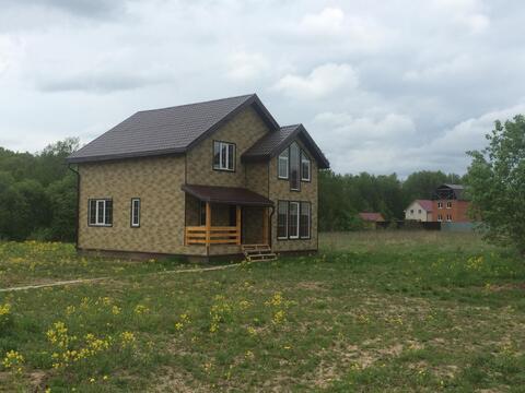 Новый дом в Мишутино