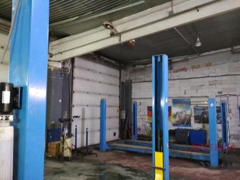Маленький склад на Авиамоторной