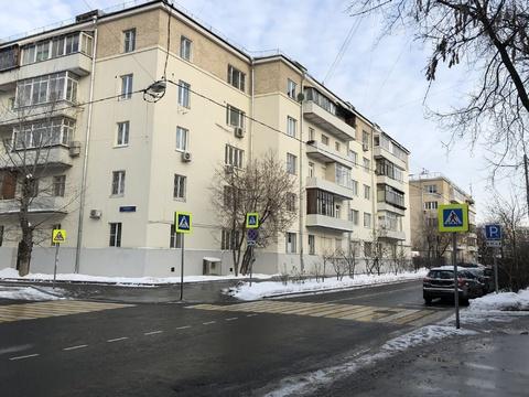 Продаётя 3-х комнатная квартира в Хамовниках