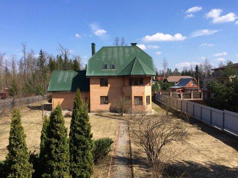 Продаю дом 350 м в КИЗ Зеленая Роща Одинцовский район
