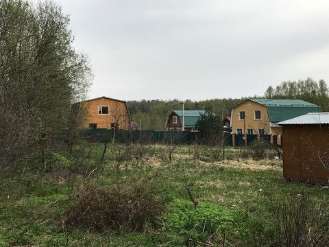 Земельный участок в д.Шарапово близ Сергиев Посад*