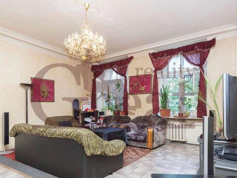 Москва, 5-ти комнатная квартира, Сивцев Вражек пер. д.12, 95000000 руб.