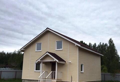 Купить дом из бруса в Солнечногорском районе д. Редино