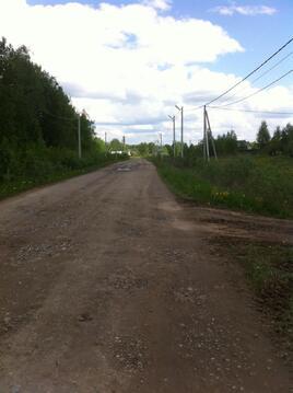 Участок п. Нудоль, д. Климовка, Клинский район, 750000 руб.