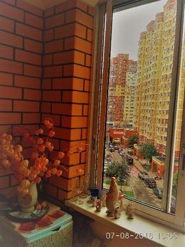3-й микрорайон, 1-комнатная квартира 43 кв.м.