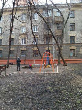 Продаю 2х комнатную квартиру м.Измайлово ул.Борисовская дом 7