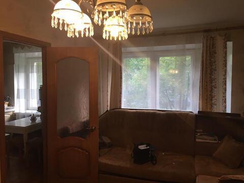 2-х Комнатная квартира в г. Фрязино, ул. Попова