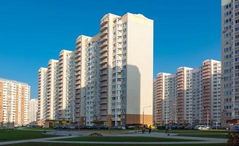 Трехкомнатная квартира в новом современном микрорайоне