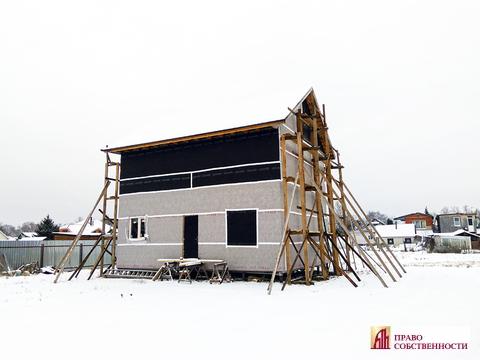 Дом д.Юрово 114 кв.м, 15 соток, рядом ж\д станция и вся инфраструктура