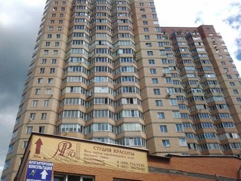Пушкино, 1-но комнатная квартира, фабричный 2й д.16, 3550000 руб.