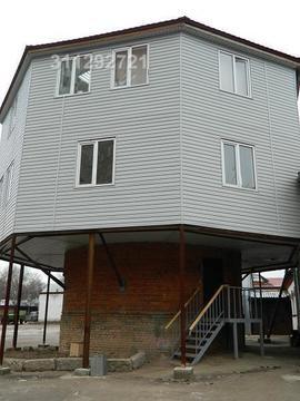 5 кабинетов по фасаду осн. здания с отдельным входом на длительный сро