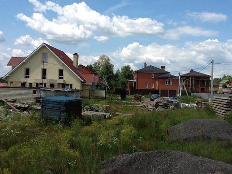 Земельный участок возле леса 19 соток д.Никульское (с.Остафьево)