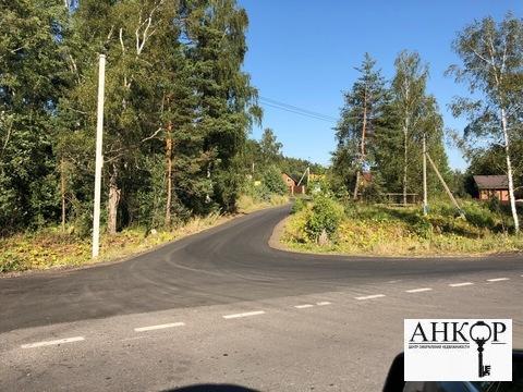 Участок 12 соток близ с. Трубино, 7 км от г. Фрязино