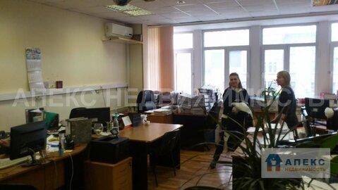Аренда офиса 590 м2 м. Алексеевская в административном здании в .