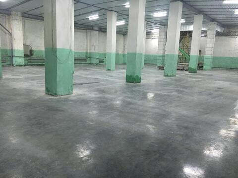 Производственно складское помещение 1040 кв.м.