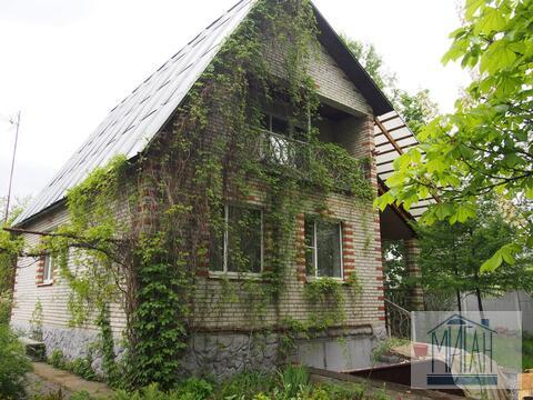 Кирпичный дом в Анискино.
