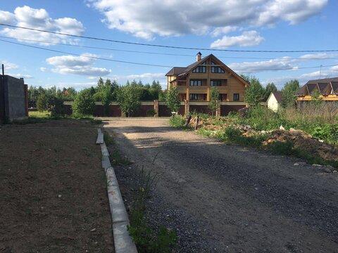 Земельный участок 10 соток п. Овсянниково, 30 км от МКАД