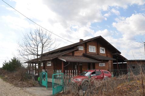 2-хуровневый брусовой дом 220 кв. м, Истринский район, СНТ Ефимоново