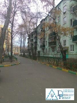 Комната в 2-комнатной квартире в 10 минутах ходьбы от метро Жулебино, 2200000 руб.