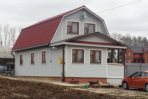 Жилой дом 110 кв. м. с газом в с. Березнецово Ступинский р-н