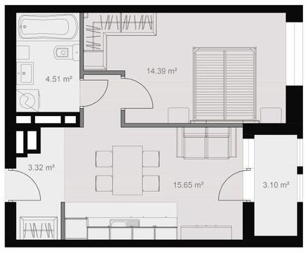 Продажа квартиры, м. Водный стадион, Кронштадтский б-р.