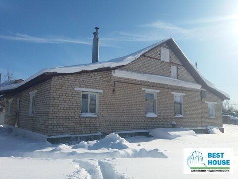 Дом с газом в городе Можайске.