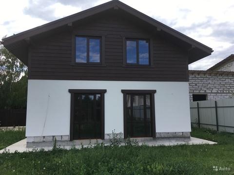 Дом 130 м на участке 8 сот.