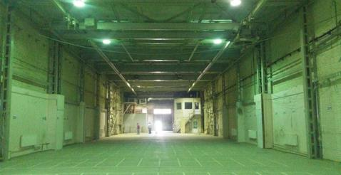 Складское отапливаемое помещение 1470 м2 в ВАО Москвы, Амурская 7с1