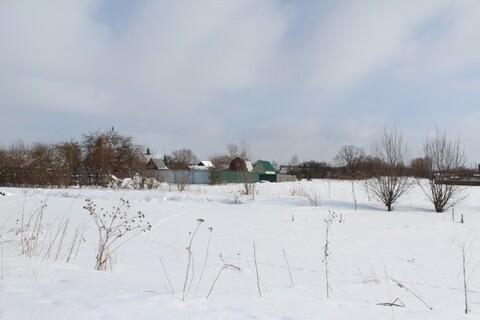 Участок в деревне Дмитровка