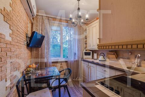 Двухкомнатная квартира в Москве. Алтуфьевское шоссе.