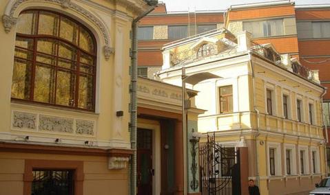 Аренда особняка, 246 кв. м, Новокузнецкая.
